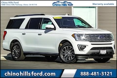 Pre-Owned 2019 Ford Expedition Max Limited SUV 1FMJK1KT5KEA15817 for sale in Chino, CA