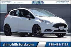 New 2019 Ford Fiesta ST Line Hatchback 3FADP4DJ3KM117004 for sale in Chino, CA