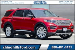 New 2020 Ford Explorer Limited SUV 1FMSK7FH2LGA16877 for sale in Chino, CA
