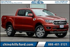 New 2019 Ford Ranger Lariat Truck SuperCrew for sale in Chino, CA