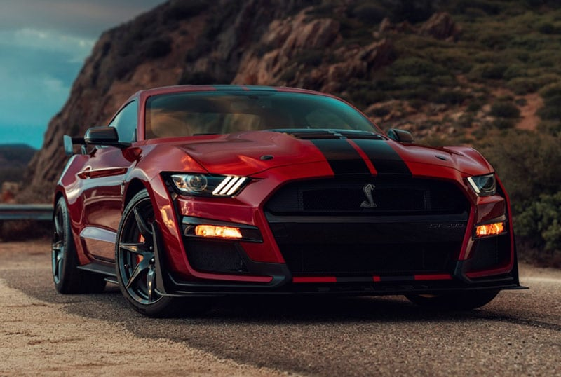 Chino Hills Ford - The Shelby GT500 is one of many trims of 2020 Ford Mustang near Pomona CA