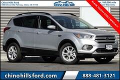 New 2019 Ford Escape SEL SUV 1FMCU0HD2KUA63777 for sale in Chino, CA