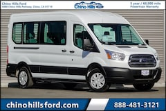 New 2019 Ford Transit-350 Wagon Medium Roof Passenger Van 1FBZX2CG7KKA70548 for sale in Chino, CA