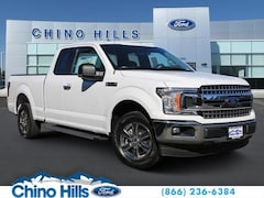 New 2018 Ford F-150 Truck SuperCab Styleside 1FTEX1C59JKF79977 for sale in Chino, CA