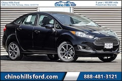 New 2019 Ford Fiesta SE Sedan 3FADP4BJ4KM105009 for sale in Chino, CA