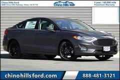 New 2020 Ford Fusion SE Sedan 3FA6P0HD7LR113449 for sale in Chino, CA