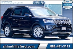 Certified Pre-Owned 2017 Ford Explorer XLT SUV 1FM5K7D87HGE24430 for sale in Chino, CA