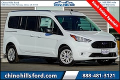New 2019 Ford Transit Connect XLT w/Rear Liftgate Wagon Passenger Wagon LWB NM0GE9F22K1421290 for sale in Chino, CA