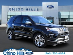 New 2019 Ford Explorer Platinum SUV for sale in Chino, CA