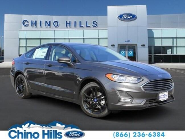 New 2019 Ford Fusion SE Sedan for sale in Chino, CA