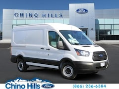 New 2019 Ford Transit-250 Base w/Sliding Pass-Side Cargo Door Van Medium Roof Cargo Van 1FTYR1CG7KKA18087 for sale in Chino, CA