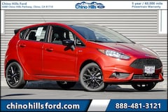 New 2019 Ford Fiesta ST Line Hatchback 3FADP4DJ5KM117005 for sale in Chino, CA