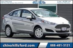 New 2019 Ford Fiesta S Sedan 3FADP4AJ1KM130208 for sale in Chino, CA