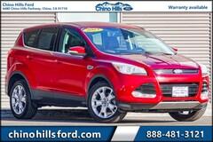 Pre-Owned 2013 Ford Escape SEL SUV 1FMCU0HX1DUA55196 for sale in Chino, CA
