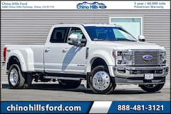 New 2020 Ford F-450 Lariat Truck Crew Cab for sale in Chino, CA