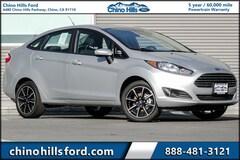 New 2019 Ford Fiesta SE Sedan 3FADP4BJ5KM118481 for sale in Chino, CA