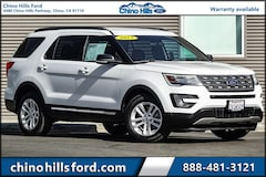 Pre-Owned 2017 Ford Explorer XLT SUV 1FM5K7D82HGB32149 for sale in Chino, CA