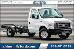 New 2018 Ford E-350 Cutaway Base Truck 1FDWE3FS9JDC19289 for sale in Chino, CA