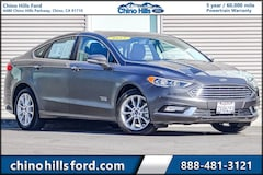Certified Pre-Owned 2017 Ford Fusion Energi SE Luxury Sedan 3FA6P0PU7HR275154 for sale in Chino, CA