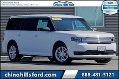 Certified Pre-Owned 2018 Ford Flex SE SUV 2FMGK5B8XJBA11981 for sale in Chino, CA