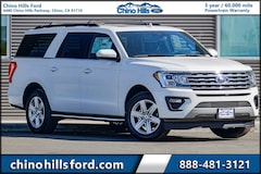 New 2020 Ford Expedition Max XLT SUV for sale in Chino, CA