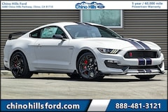 New 2019 Ford Shelby GT350 Coupe 1FA6P8JZ8K5552410 for sale in Chino, CA