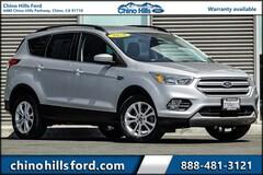 Pre-Owned 2018 Ford Escape SE SUV 1FMCU0GD4JUA12118 for sale in Chino, CA