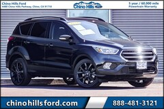 Certified Pre-Owned 2017 Ford Escape Titanium SUV 1FMCU0J92HUD42418 for sale in Chino, CA