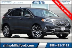 New 2019 Ford Edge Titanium SUV 2FMPK3K96KBB69958 for sale in Chino, CA