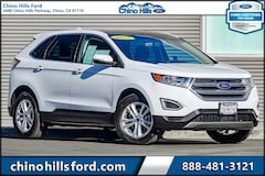 Pre-Owned 2017 Ford Edge SEL SUV 2FMPK3J8XHBB27777 for sale in Chino, CA