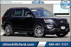 Pre-Owned 2016 Ford Explorer Sport SUV 1FM5K8GT8GGD13888 for sale in Chino, CA
