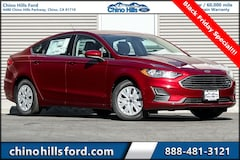 New 2019 Ford Fusion S Sedan 3FA6P0G72KR176064 for sale in Chino, CA