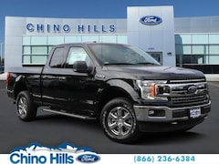 New 2018 Ford F-150 Truck SuperCab Styleside 1FTFX1E55JKF28526 for sale in Chino, CA