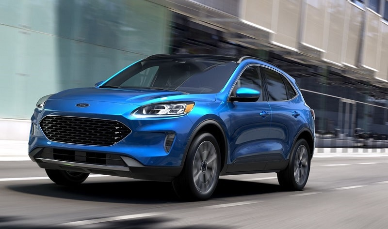 Chino Hills Ford - The 2020 Ford Escape is everything Ford promised near Chino Hills CA