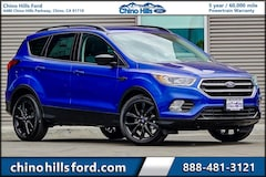 New 2019 Ford Escape SE SUV 1FMCU0GD3KUB05083 for sale in Chino, CA