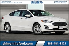New 2019 Ford Fusion Hybrid SE Sedan 3FA6P0LU9KR176090 for sale in Chino, CA