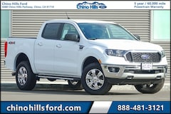 New 2019 Ford Ranger XLT Truck SuperCrew for sale in Chino, CA