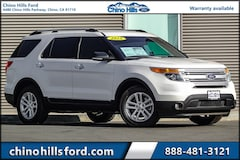 Pre-Owned 2015 Ford Explorer XLT SUV 1FM5K7D81FGA27700 for sale in Chino, CA