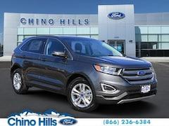 New 2018 Ford Edge SEL SUV 2FMPK3J97JBC56008 for sale in Chino, CA