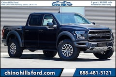 New 2019 Ford F-150 Raptor Truck SuperCrew Cab 1FTFW1RG0KFC09155 for sale in Chino, CA