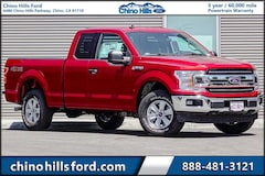 New 2019 Ford F-150 Lariat Truck SuperCab Styleside 1FTEX1EP5KKC51018 for sale in Chino, CA