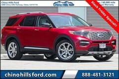 New 2020 Ford Explorer Platinum SUV 1FM5K8HC0LGA16882 for sale in Chino, CA