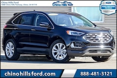 Certified Pre-Owned 2019 Ford Edge Titanium SUV 2FMPK3K90KBB42660 for sale in Chino, CA