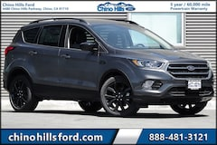 New 2019 Ford Escape SE SUV 1FMCU0GD1KUB05079 for sale in Chino, CA