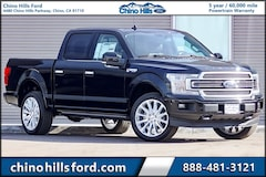 New 2020 Ford F-150 Limited Truck SuperCrew Cab for sale in Chino, CA