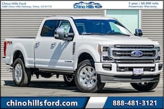 New 2020 Ford F-250 Platinum Truck Crew Cab for sale in Chino, CA