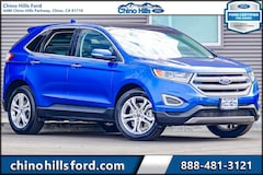 Certified Pre-Owned 2018 Ford Edge Titanium SUV 2FMPK4K96JBB73996 for sale in Chino, CA