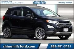 Pre-Owned 2018 Ford EcoSport Titanium SUV MAJ3P1VE7JC205985 for sale in Chino, CA