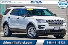 Certified Pre-Owned 2016 Ford Explorer Base SUV 1FM5K7B8XGGB72688 for sale in Chino, CA