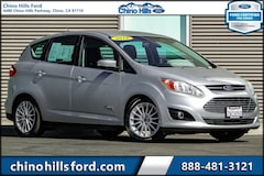 Certified Pre-Owned 2016 Ford C-Max Energi SEL Hatchback 1FADP5CU6GL115967 for sale in Chino, CA